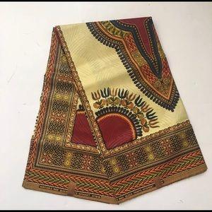 Other - Dashiki Fabric